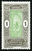 N°101a, 1 C. Gris Et Vert-jaune, Sans Surcharge, Superbe