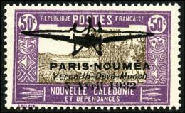 Poste Aérienne N°2, Paris-Nouméa, TB