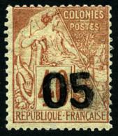 N°4, 05 Sur 40 C. Rouge-orange, TB