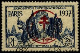 N°230BB, 2 Fa. 12 Ca. Bleu, France Toujours, Oblitéré, TB