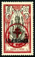 N°230B, 18 Ca. Sur 30 C. Rose Et Noir, France Toujours, TB