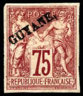 N°14, 75 C. Carmin, TB