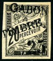 N°13, 25 Sur 30 C. Noir, TB