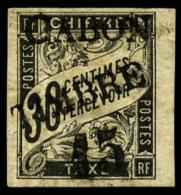 N°12, 15 Sur 30 C. Noir, TB