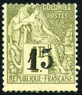 N°7, 15 Sur 1f. Olive, Décentré, B