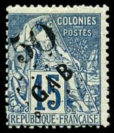 N°4, 50 Sur 15 C. Bleu, TB