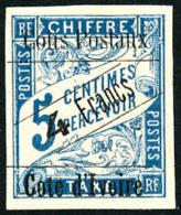 Colis Postaux N°16, 4 F. Sur 5 C. Bleu, TB