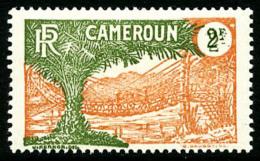 N°129a, 2 F. Orange Et Vert-bleu, Double Impression De La Valeur, TB