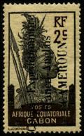 N°39, 2 C. Noir Et Brun, TB