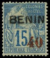 N°15, 40 Sur 15 C. Bleu, TB