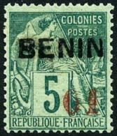 N°14, 01 Sur 5 C. Vert, Forte Charnière Sinon TB
