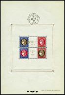 N°3b, PEXIP 1937, Avec Cachet De L'exposition Hors Timbres, Superbe