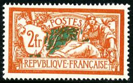 N°145, 2 F. Orange Et Vert-bleu, Très Bon Centrage, Superbe