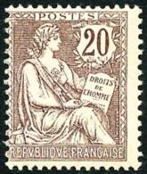N°126, 20 C. Brun-lilas, TB