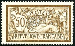 N°120, 50 C. Brun Et Gris, Superbe
