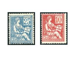N°112 Et 114, Les 2 Valeurs, TB