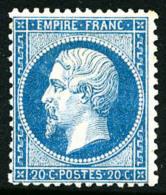 N°22, 20 C. Bleu, TB