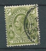 Turks Et Caique    - Yvert  N° 64 Oblitéré   -   Bce6912