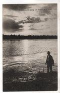 Nr. 8213,  Feldpost, Der Rhein Bei Kehl - War 1914-18