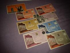 Collezione Completa Biglietti Roma 1960 - Giochi Olimpici