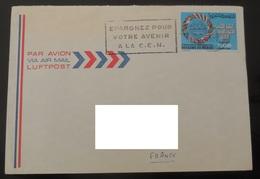 MAROC  1977 N° YT 790  /  25eme Anniversaire Union Postale Arabe/ Enveloppe Voyagée