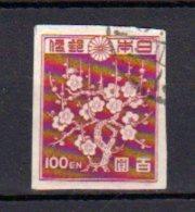JAPON     Oblitéré      Y. Et T.   N° 361     Cote: 3,00  Euros