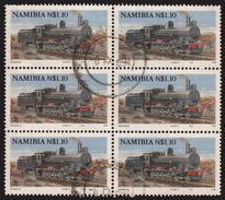 Namibia 1994 SC#773 - Class C Locomotive - Used Block