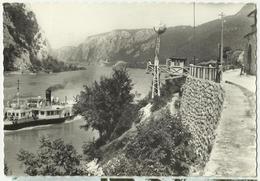 Serbia , Ship Djerdapska Klisura 1964 - Serbie