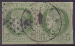 YT17 Ceres 5c - Martinique Saint Denis