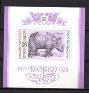 Hb-87 Bulgaria - Rinocerontes