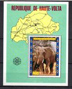 Hb-53 Haute-volta - Elephants