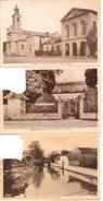 BRAZEY-EN-PLAINE  - Lot Trois Cartes - Autres Communes