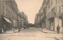 Châlon-sur-Saône - Rue Haute De L'Obélisque - Chalon Sur Saone