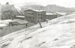 Suisse -ref C977- Grand Hotel Des Rochers De Naye - Ski - Skieurs - Remonte Pente - Carte Bon Etat - - Svizzera
