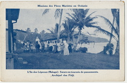 Fidji Fiji Makogai Ile Des Lepreux Leper Colony - Fidji