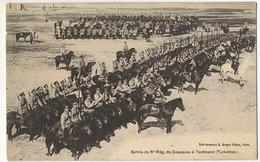 Tachkend Turkestan Sonia Du 5 Eme Regiment De Cosaques Kossacks - Ouzbékistan