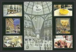 Milan, Galleria, The Red Cat Restaurant, Italy, Unused - Milano (Mailand)