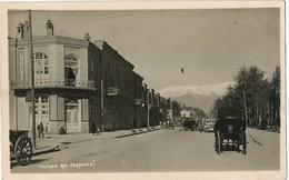 Teheran Real Photo Avenue Ferdovssi - Iran