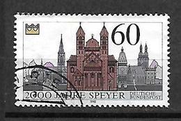 BRD  1990 Mi 1444  2000 Jahre Speyer