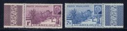 Guadeloupe 157-58 H 1941 Set