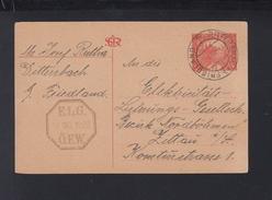 Tschechoslowakei GSK 1920 Dittersbach
