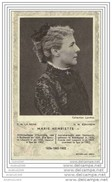 ROYAUTE - S. M. La Reine Marie-Henriette - Vloeipapier