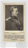 ROYAUTE - S. M. Le Roi Albert I - Blotters