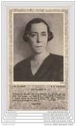 ROYAUTE - S. M. La Reine Elisabeth - Vloeipapier