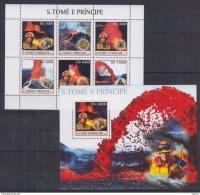 L40 Sao Tome And Principe - MNH - Minerals - 2003