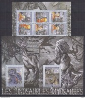 M40 Guinea - MNH - Animals - Prehistorics - 2008