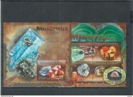 N40 Burundi - MNH - Minerals