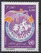 1994 ALGERIE 1066** Population - Algerije (1962-...)