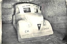 Suisse -ref C919- Jungfraujoch - Eispalast - Figure En Glace - Voiture Automobile  - Carte Bon Etat  - - Suisse