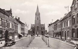 St Gillis (Dendermonde) Potiuslaan En Kerk (pk36348) - Sint-Gillis-Waas
